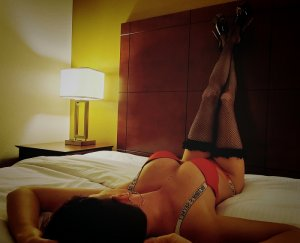 Milene shemale escort girl in Madisonville