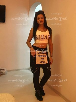 Jamila escort girl
