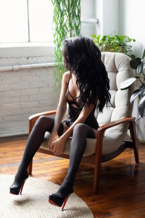 Ahouva escort girl in Southfield MI